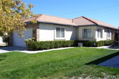2199 Glimmer Way, Perris, CA 92571 - MLS#: IV19035604