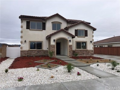 458 Sandalwood Street, San Jacinto, CA 92582 - MLS#: IV19035647
