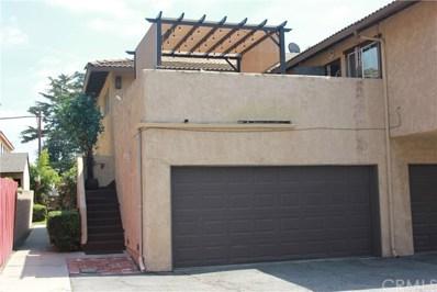 410 N Alhambra Avenue UNIT F, Monterey Park, CA 91755 - MLS#: IV19036520
