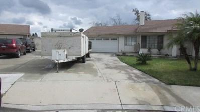 1537 W Valencia Street, Rialto, CA 92376 - MLS#: IV19036774