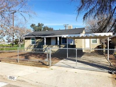 150 W 11th Street, Perris, CA 92570 - MLS#: IV19039236