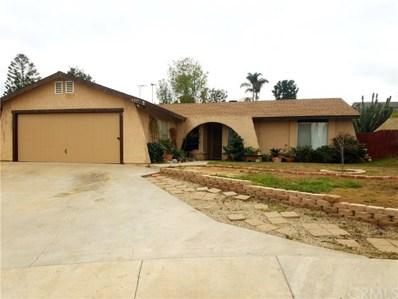 6397 Longhill Street, Riverside, CA 92504 - MLS#: IV19040941