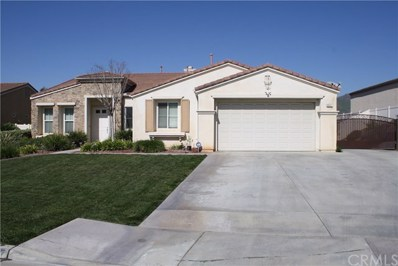 8037 Halbrook, Jurupa Valley, CA 92509 - MLS#: IV19042016