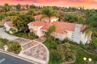 910 Eagle Crest Court, Riverside, CA 92506 - MLS#: IV19043368
