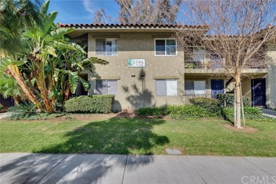 1586 Border Avenue UNIT B, Corona, CA 92882 - MLS#: IV19044366
