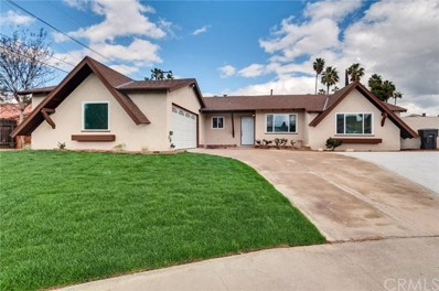 3671 Upper Terrace Drive, Riverside, CA 92505 - MLS#: IV19053927
