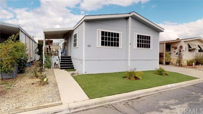 200 W San Bernardino Avenue UNIT 60, Rialto, CA 92376 - MLS#: IV19055052