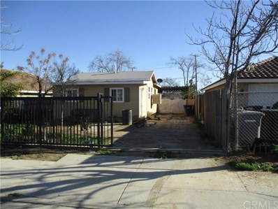 159 E 8th Street, Perris, CA 92570 - MLS#: IV19056447