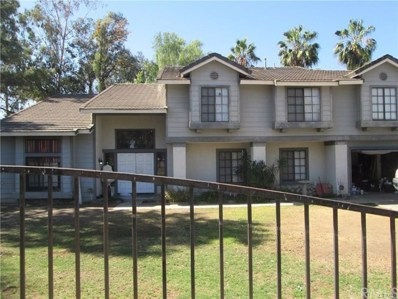 16925 Mariposa Avenue, Riverside, CA 92504 - MLS#: IV19059205