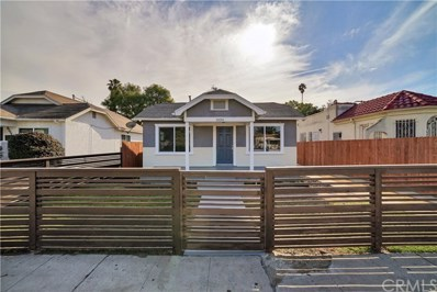 1654 W 65TH Street, Los Angeles, CA 90047 - MLS#: IV19061149