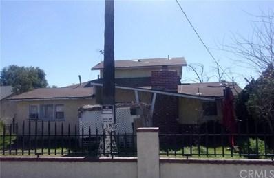 17187 Barbee Street, Fontana, CA 92336 - MLS#: IV19062074