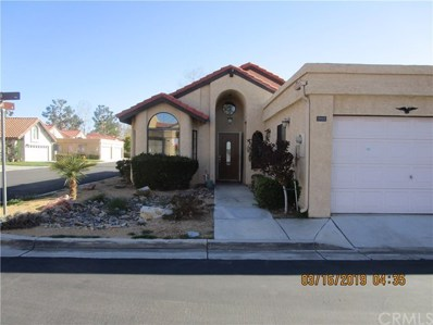 19143 Elm Drive, Apple Valley, CA 92308 - #: IV19062679