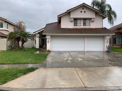 2632 Las Mercedes Lane, Corona, CA 92879 - MLS#: IV19064262