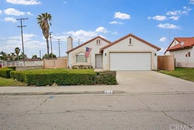 210 N Grape Court, San Bernardino, CA 92410 - MLS#: IV19064758