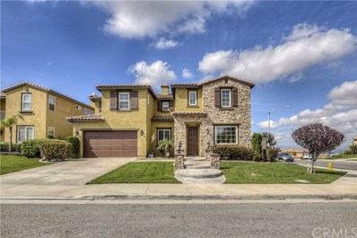 16001 Blue Mountain Court, Riverside, CA 92503 - MLS#: IV19065256