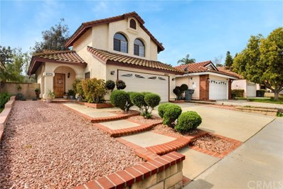 6357 Sunny Meadow Lane, Chino Hills, CA 91709 - MLS#: IV19069254