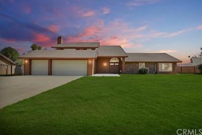 27847 Morrey Lane, Moreno Valley, CA 92555 - MLS#: IV19070002