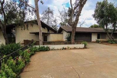 17860 Vista Del Lago Drive, Riverside, CA 92503 - MLS#: IV19071599