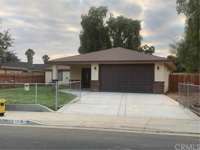 5878 Tyler Street, Riverside, CA 92503 - MLS#: IV19071627