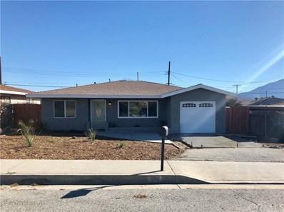 1644 N Hargrave Street, Banning, CA 92220 - MLS#: IV19071925