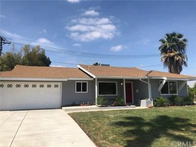 5015 Tophill Place, Riverside, CA 92507 - MLS#: IV19077552