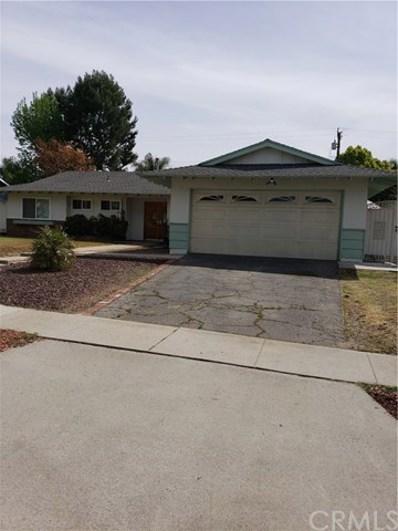 1422 N Tulare Way, Upland, CA 91786 - MLS#: IV19078017