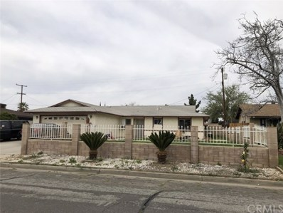 24856 Ramona Lane, Moreno Valley, CA 92553 - MLS#: IV19082459
