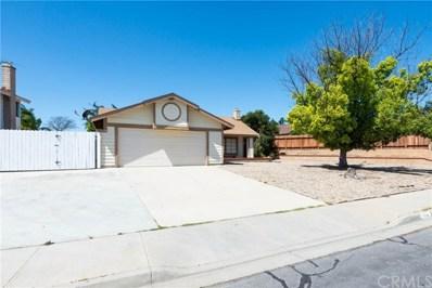 15425 Paseo Cortez, Moreno Valley, CA 92551 - MLS#: IV19084206