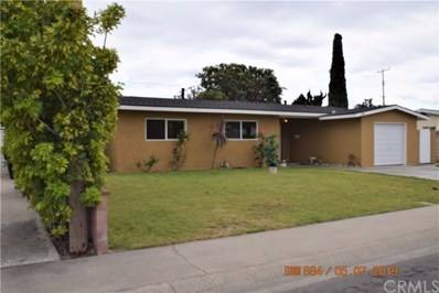 1284 E Arizona Place, Anaheim, CA 92805 - MLS#: IV19085084