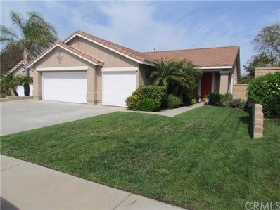 14790 Pete Dye Street, Moreno Valley, CA 92555 - MLS#: IV19085684