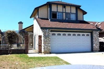 14489 Oak Knoll Court, Fontana, CA 92337 - MLS#: IV19087300