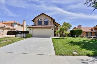 9860 Sycamore Canyon Road, Moreno Valley, CA 92557 - MLS#: IV19087346