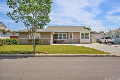 210 Fernwood St., West Covina, CA 91791 - MLS#: IV19090154