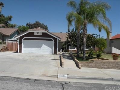 11940 Tuscola Street, Moreno Valley, CA 92557 - MLS#: IV19091183