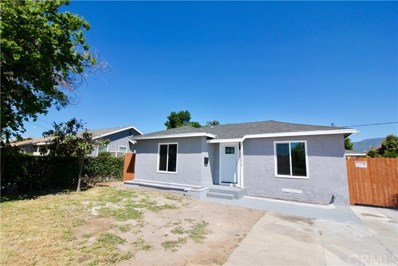 1356 W 14th Street, San Bernardino, CA 92411 - MLS#: IV19091461