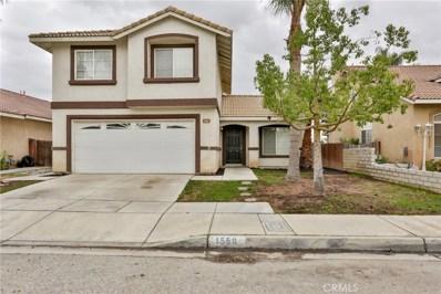 1558 Lawren Lane, Colton, CA 92324 - MLS#: IV19093637