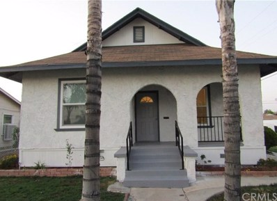 491 E F Street, Colton, CA 92324 - MLS#: IV19098064