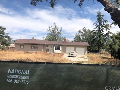 39614 Brookside Avenue, Cherry Valley, CA 92223 - MLS#: IV19098820