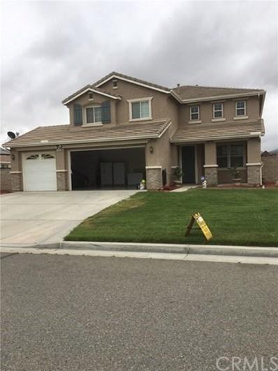 19395 Copper Ridge Street, Perris, CA 92570 - MLS#: IV19099155