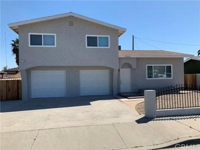 17025 Filbert Street, Fontana, CA 92335 - MLS#: IV19100190