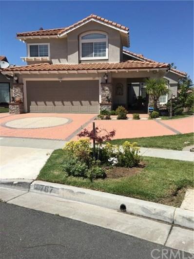 767 June Drive, Corona, CA 92879 - MLS#: IV19100551