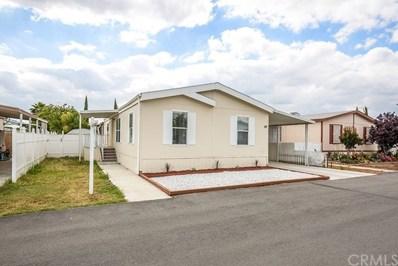 25350 Santiago Drive UNIT 69, Moreno Valley, CA 92551 - MLS#: IV19101682