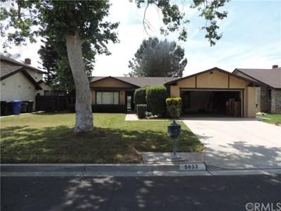 5833 Palencia Drive, Jurupa Valley, CA 92509 - MLS#: IV19102845