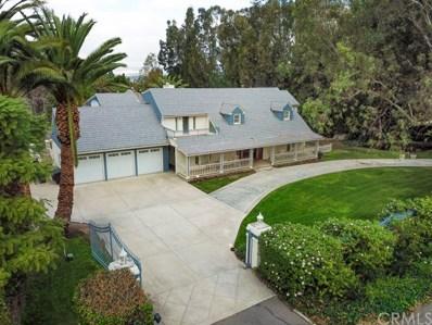 644 S Peralta Hills Drive, Anaheim Hills, CA 92807 - MLS#: IV19103952