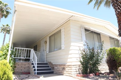 1525 W Oakland Avenue UNIT 46, Hemet, CA 92543 - MLS#: IV19105771