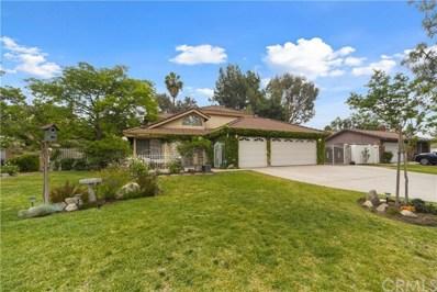 1134 Crestsprings Lane, Riverside, CA 92506 - MLS#: IV19105984