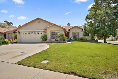 25755 Via Tejon Avenue, Moreno Valley, CA 92551 - MLS#: IV19114107