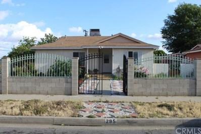 295 E Carter, Rialto, CA 92376 - MLS#: IV19115427