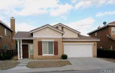 1823 Hawthorne Street, San Jacinto, CA 92583 - MLS#: IV19115786
