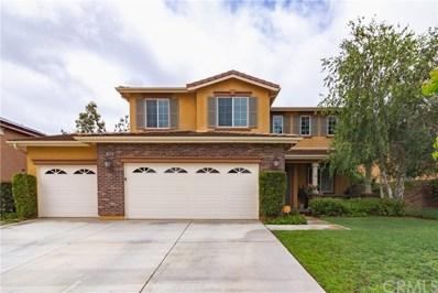 18385 Hidden Ranch Road, Riverside, CA 92508 - MLS#: IV19116223